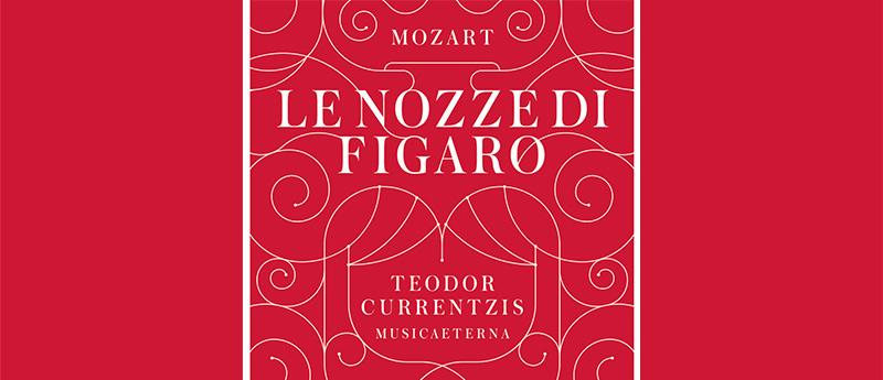 """Newcomer Teodor Currentzis wagt sich in Russland an """"Figaro"""" bei Sony Ein Grieche aus Perm krempelt Mozart um"""