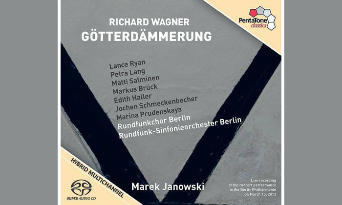 "Marek Janowskis ""Götterdämmerung"" bei PentaTone Classics"
