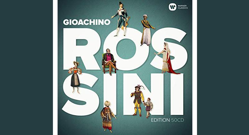 Rossini-quer durch die Rezeptionsgeschichte