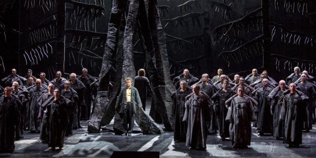 """""""Parsifal"""" begeistert die Zuschauer in der Bayerischen Staatsoper"""