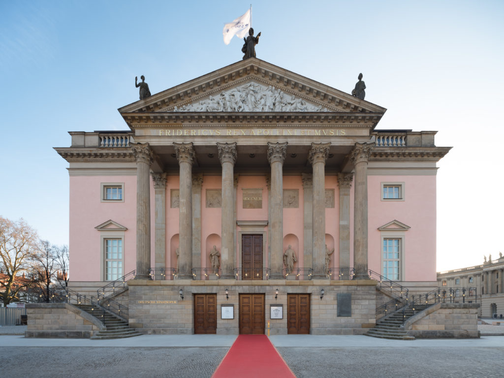 Brittens War Requiem in Berlin: Mahnung in unruhigen Zeiten