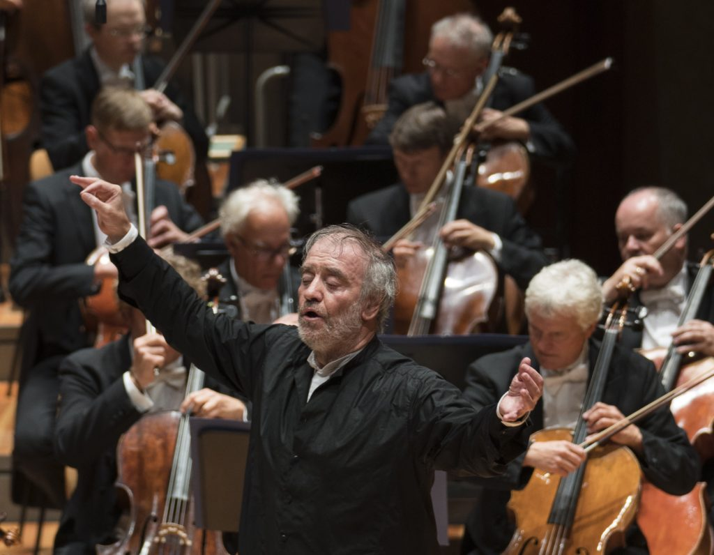 Musikfest Berlin: Aufwühlende letzte Werke unter Gergiev