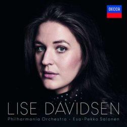 Die Kronprinzessin: LISE DAVIDSEN  singt Wagner und Richard Strauss bei  DECCA