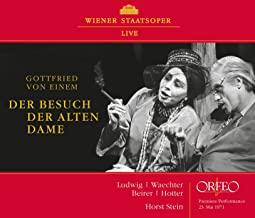 """Einems """"Besuch der alten Dame"""" als brillantes Ensemblestück an der Wiener Staatsoper"""