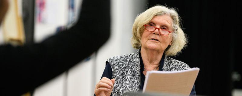 """Anja Silja: """"Zu Bayreuth sage ich gar nichts mehr"""""""