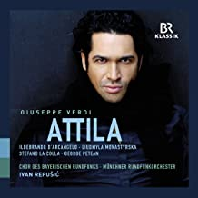 Giuseppe Verdi, Attila – eine sehr ausgewogene Produktion