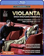 """Eindrucksvolles Jugendwerk: Korngolds """"Violanta"""" auf DVD"""