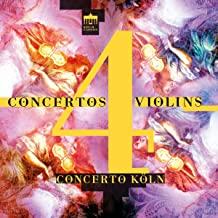 Vier Violinen auf den Spuren des Barock