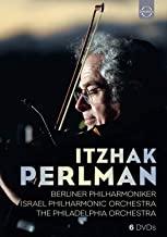 Zum 75-sten: Mazel tov, Itzhak Perlman!