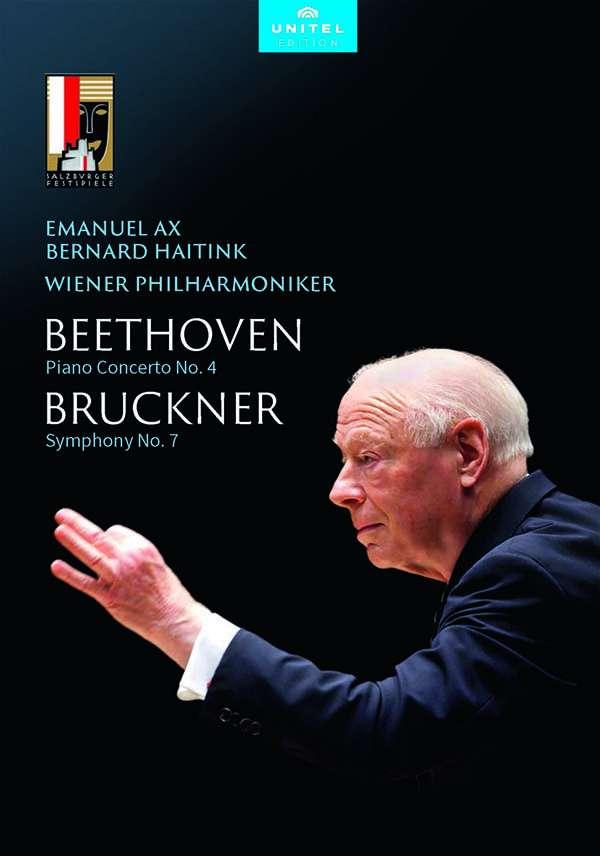 Alter und Schönheit: Bernard Haitink dirigiert Beethoven und Bruckner