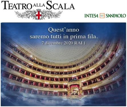 Youtube alla Scala: Saisoneröffnung als Pasticcio