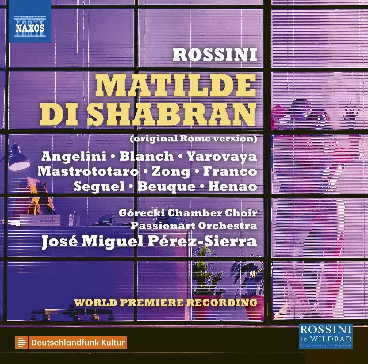 "Skurrile Belcanto-Ausgrabung: ""Matilde di Shabran"" vom Festival Rossini in Wildbad"