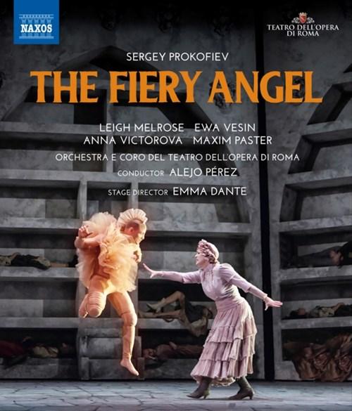 """Prokofievs """"Feuriger Engel"""" in bildmächtiger Inszenierung"""