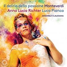 Anna Lucia Richters Monteverdi-Album