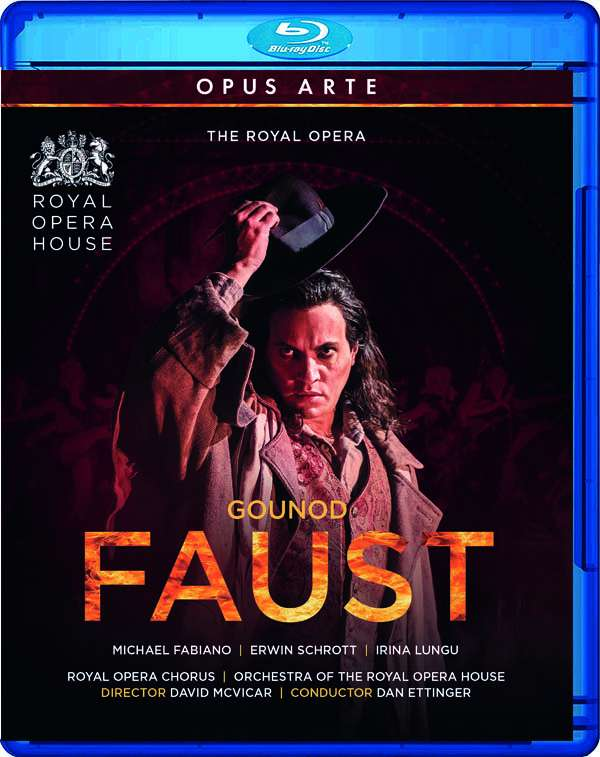 DVD-Rezension: In Schönheit sterben-Gounods Faust in London