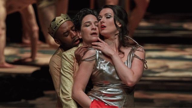 """Endlich wieder Oper live in Wien! Das Publikum feiert Claudio Monteverdis """"L'incoronazione di Poppea"""""""