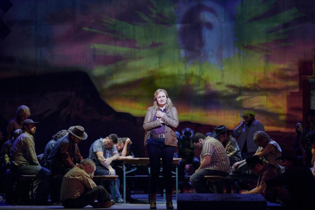 "Puccini im wilden Westen: ""La Fanciulla del West"" in Berlin"