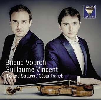 Spätromantisches Feuer: Richard Strauss/ César Franck
