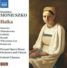"""Große Oper aus Polen: Moniuszkos """"Halka"""" in einer authentischen Aufnahme"""