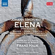 Eine weitere Mayr-Ausgrabung: ELENA